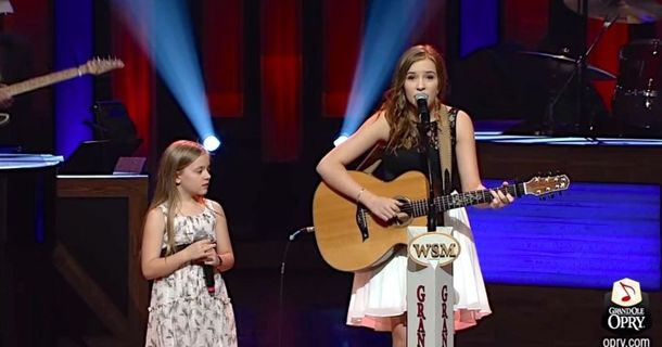 You're Not Going To Believe The Voices Of These Singing Sisters